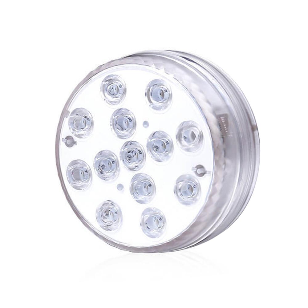 遥控LED潜水灯